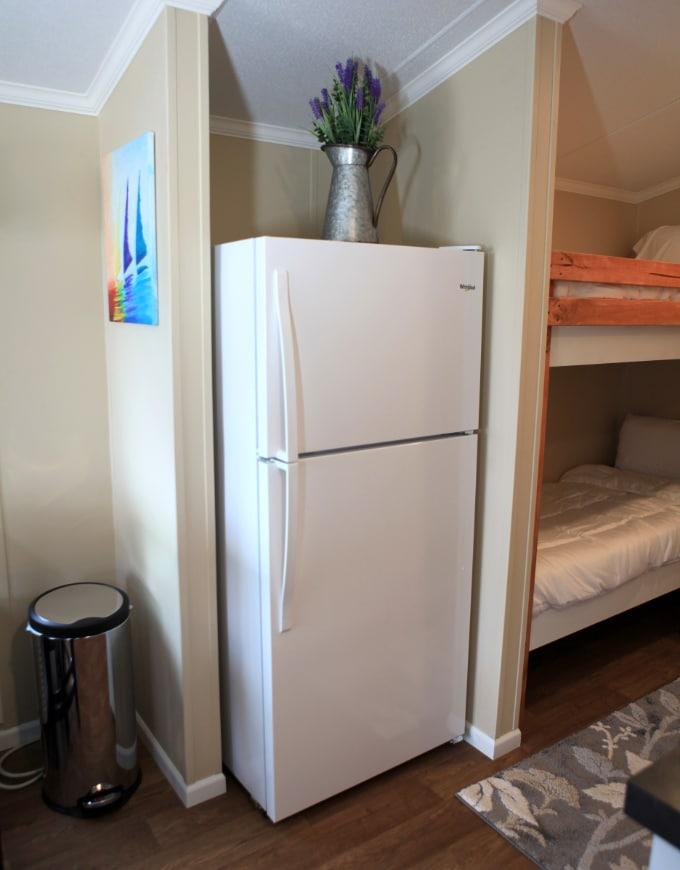 Cottage fridge